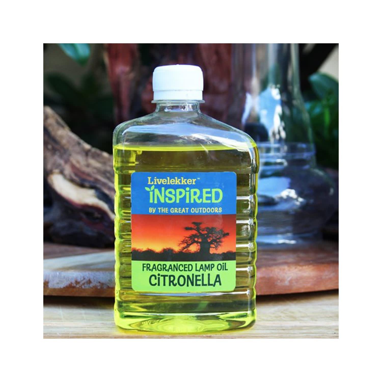 Enviro Oil 500ml Citronella