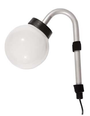 Tent Pole Hook-and-Loop 220V Light