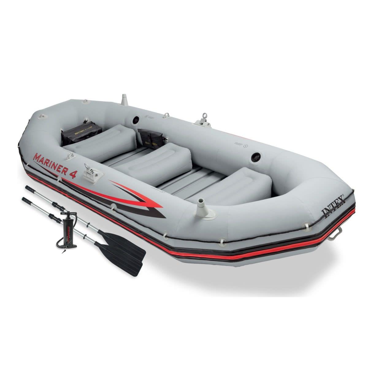 Intex 'Mariner 4 Boat Set