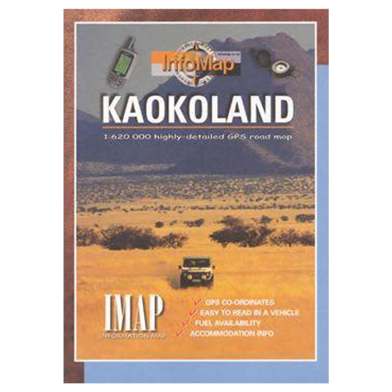 International Motoring Kaokoland Map