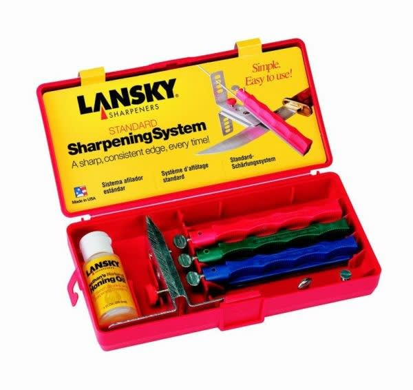 Lansky Knife Sharpener 3 Stone