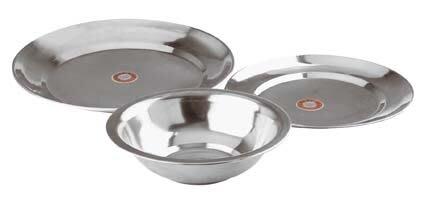 LQ S/Steel Plate (26cm)