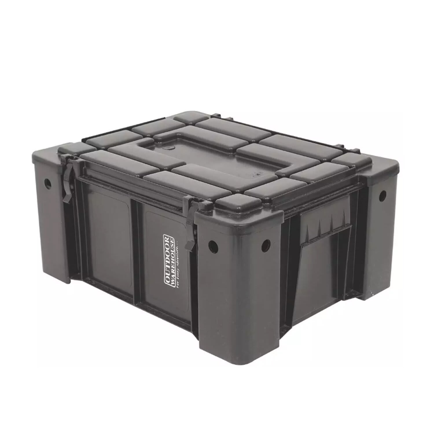 Outdoor Warehouse Ammo Box with a Low Lid