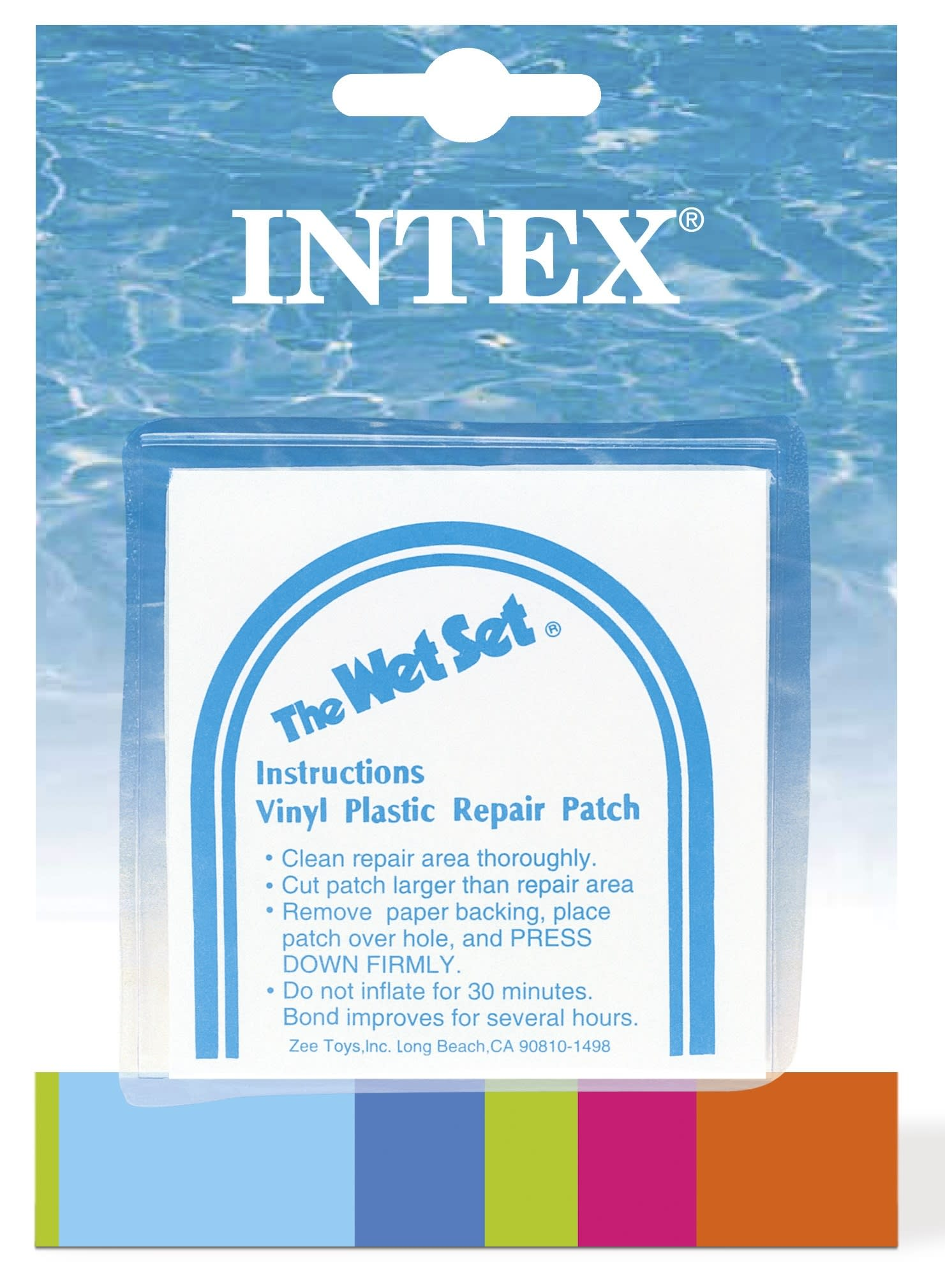 Intex Supreme Airbed Repair 6pc