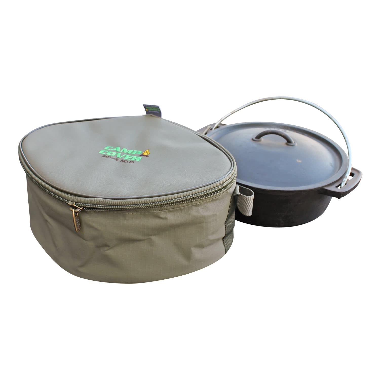 CAMP COVER POTJIE FLAT NO.10