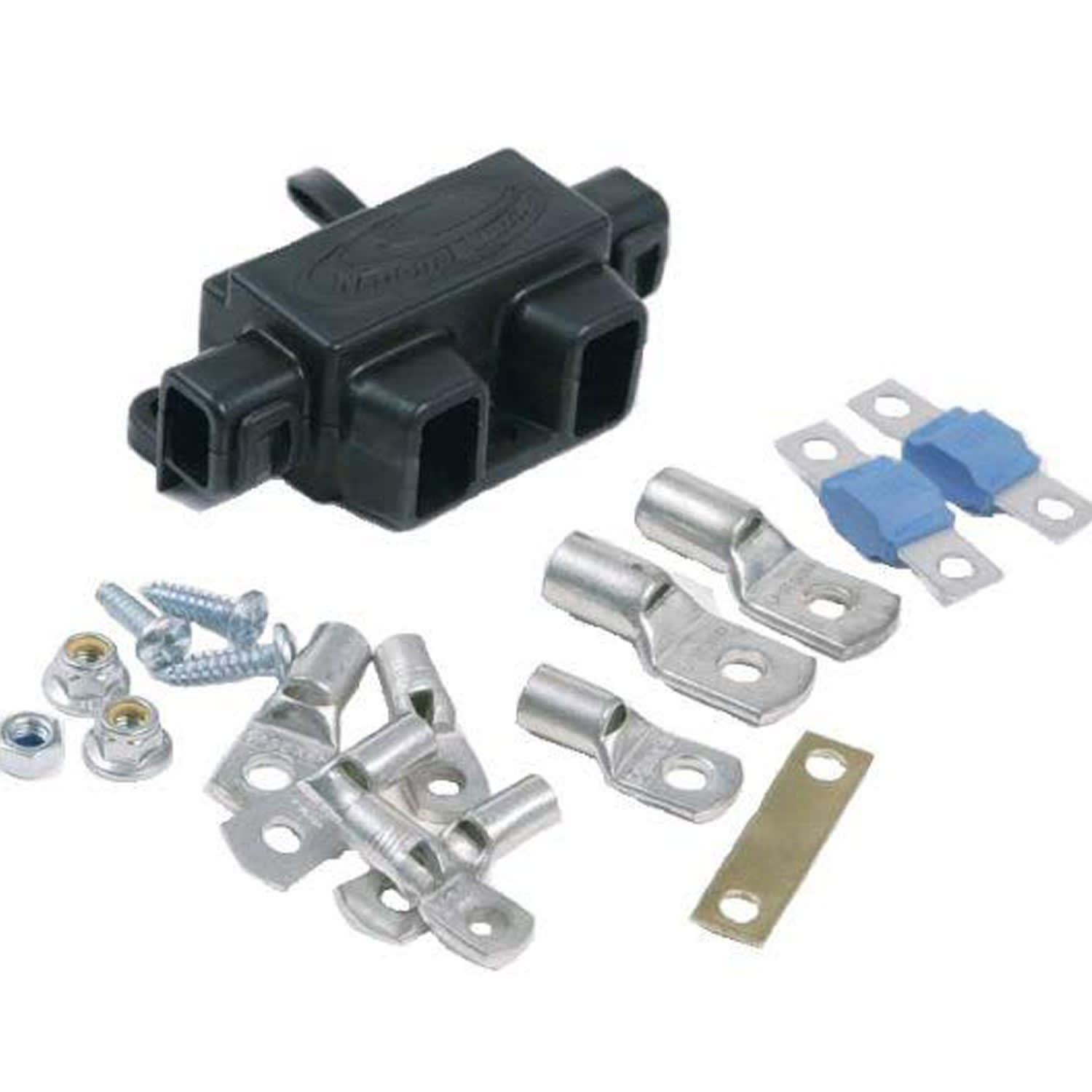 National Luna Heavy Duty 4 Way Fuse Holder