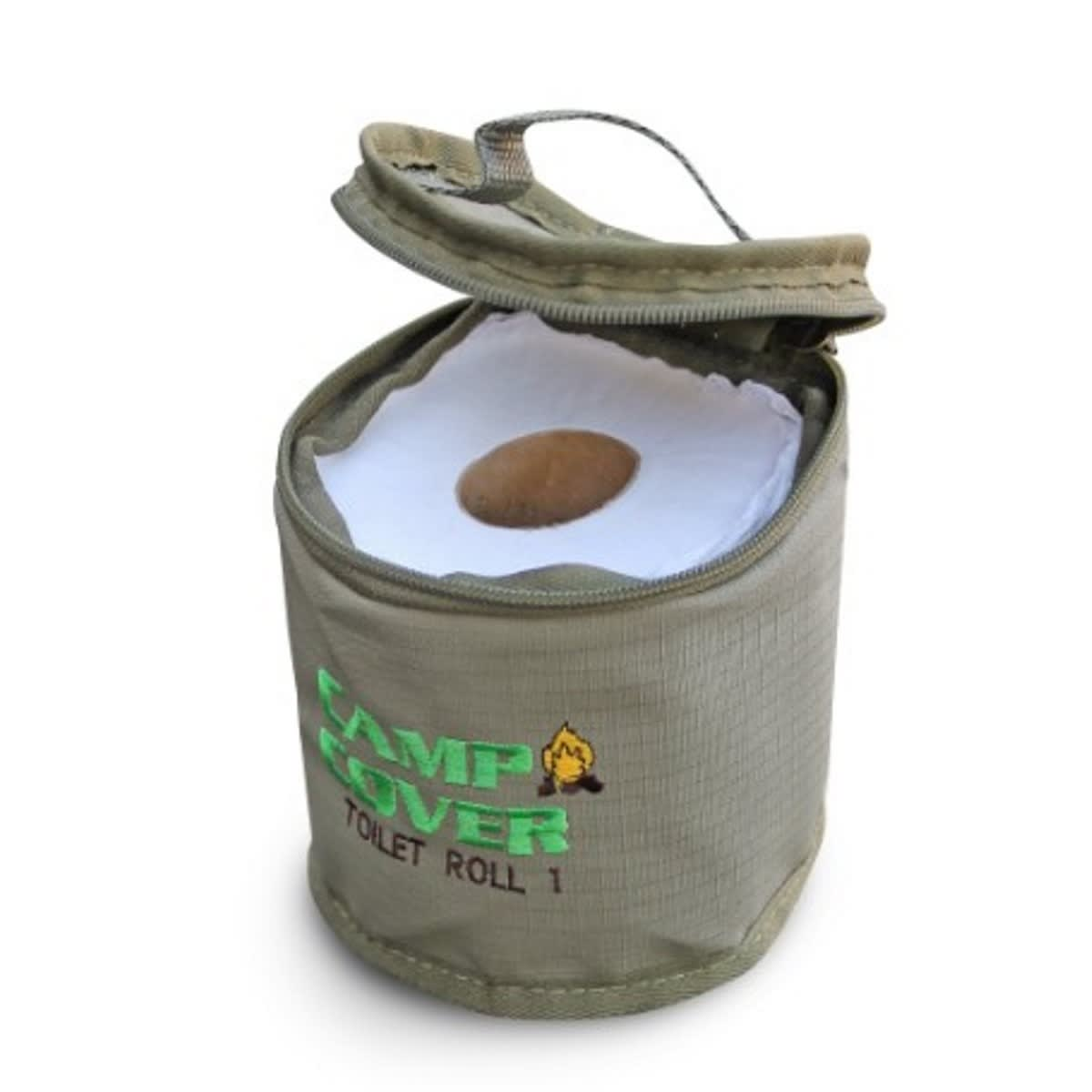 Camp Cover Toilet Roll Holder