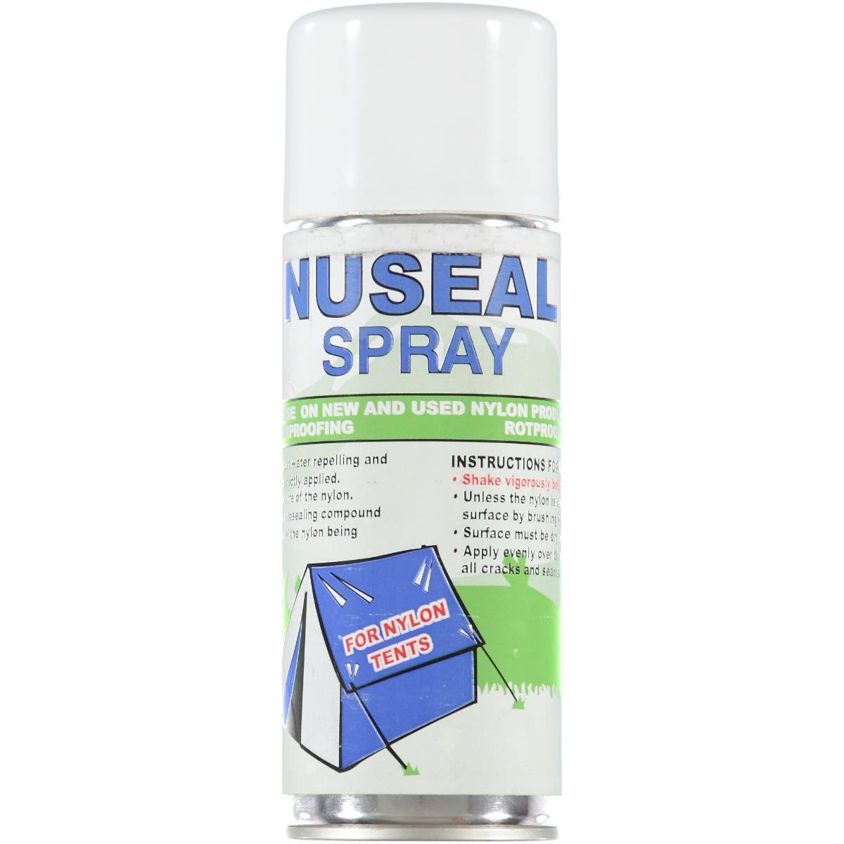 Nuseal Waterproofing For Nylon Tents(400ml)