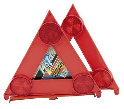 Moto-Quip Warning Triangle