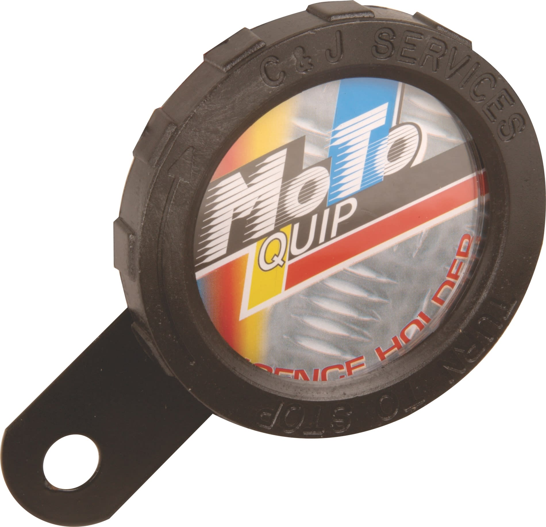 Moto-Quip Single License Disc Holders