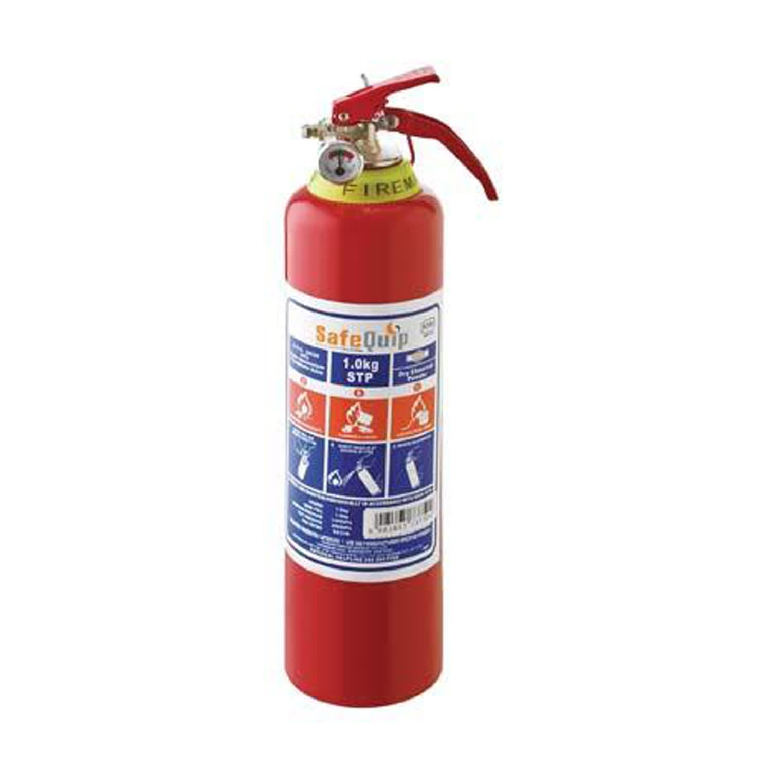 Safe Quip Fire Extinguisher 1Kg