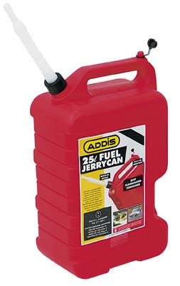 Addis Petrol 25L Container