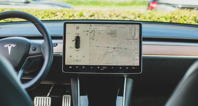 GPS Navigation Station