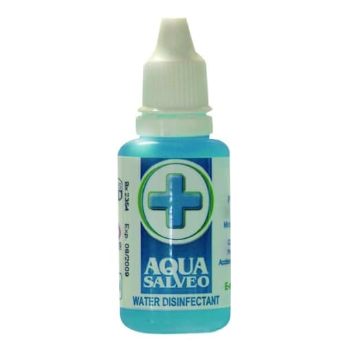 Aqua Salveo Water Disinfectant 30ml Retail Pack