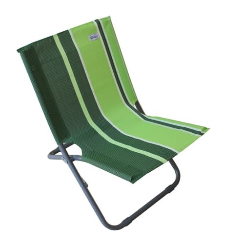 Natural Instincts Steel Beach Chair