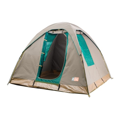 CM Nevada 4-person Canvas Dome Tent
