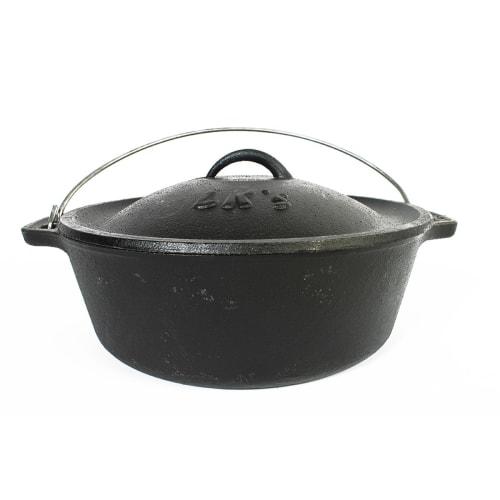 LK's Cast Iron Bake Pot - No. 10