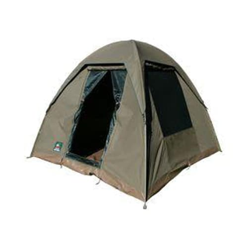 Tentco Junior Wanderer 3- to 4-person Canvas Dome Tent