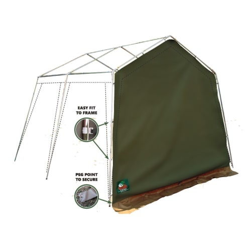Tentco Junior/Senior Gazebo End wall