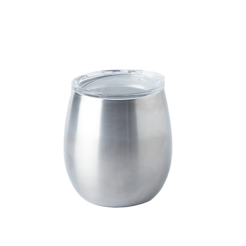 Natural Instincts 240ml Double Wall Wine Mug