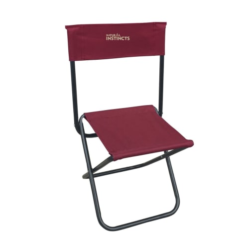 Natural Instincts Compact Chair with Backrest