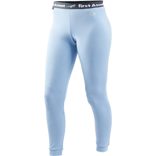 First Ascent Women's Quick Wic Bamboo Long Johns