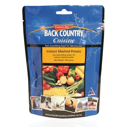 Back Country Instant Mashed Potato