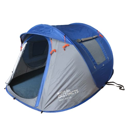 Natural Instincts 3-Person Swift Pop-Up Tent