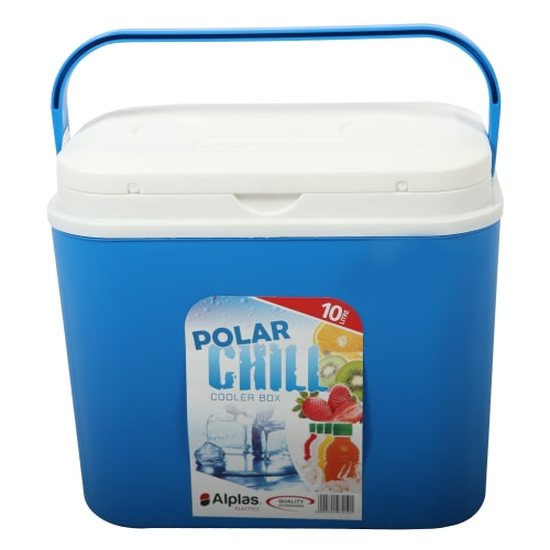 Polar Chill 10Lt Cooler Box
