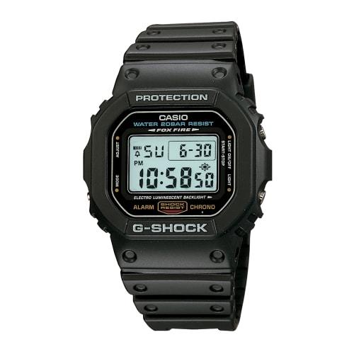 Casio G-Shock Watch Chrono DW-5600E