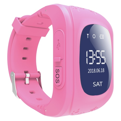 Volkano Girls Find Me GPS Tracking Watch