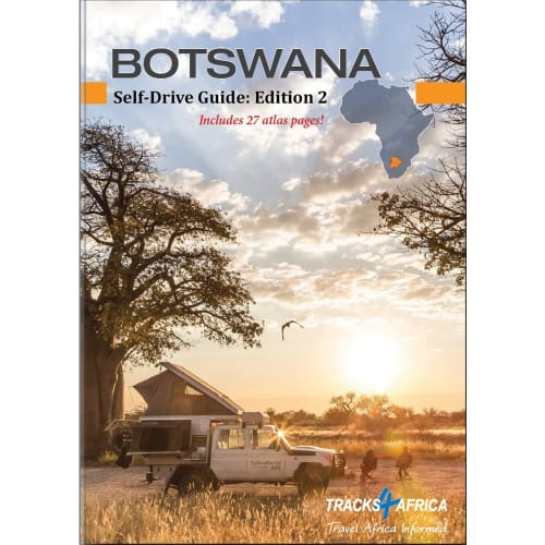 Tracks4Africa Botswana Self-Drive Guide Version 2