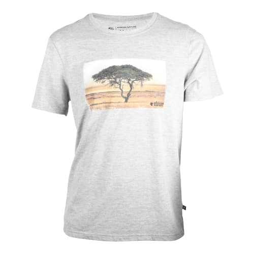African Nature Men's Thorn Tree Tee