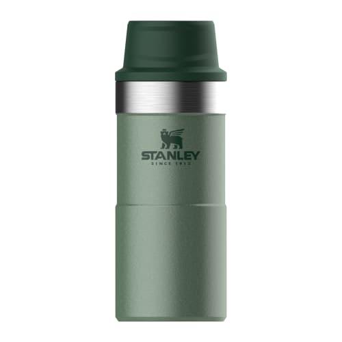 Stanley Classic Trigger Action Mug 355ml Hammertone Green