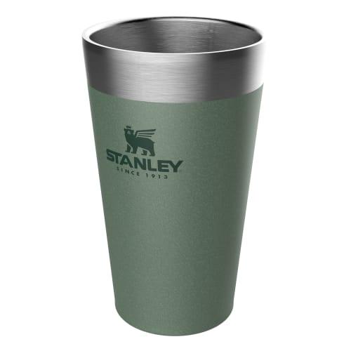 Stanley Adventure Stacking Beer Pint 470ml Hammertone Green