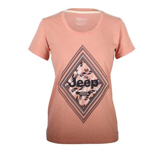 Jeep Women's Diamond Tee