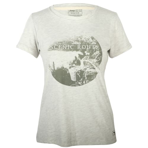 Jeep Women's Explorer Tee