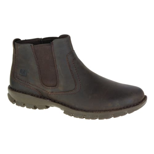 Cat Men's Hoffman Boot(Black Coffee)