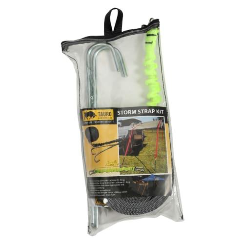 Tauro 12 Meter Storm Strap Kit
