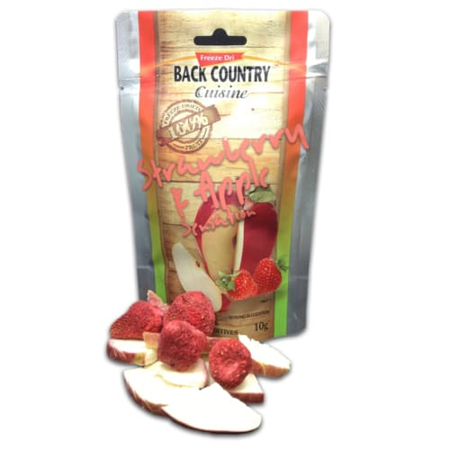 Back Country Fruit Pack Strawberry & Apple