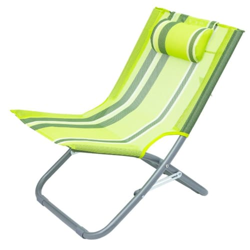 Lowback Beach Chair