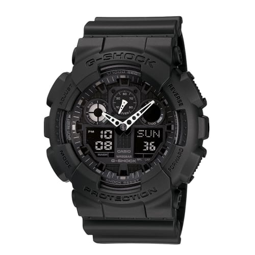 Casio G-Shock Watch GA-100-1A1