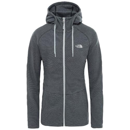 The North Face Women's Mezzaluna Full Zip Fleece Jacket