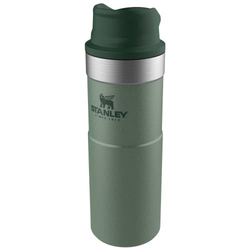 Stanley Classic Trigger Action Mug 470ml Hammertone Green