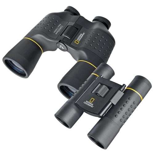 National Geographic Binocular Set