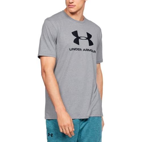 Under Armour Men's Sportstyle Logo Tee