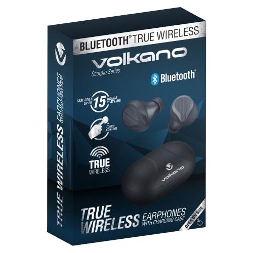 Volkano Scorpio Series True Wireless Earphones
