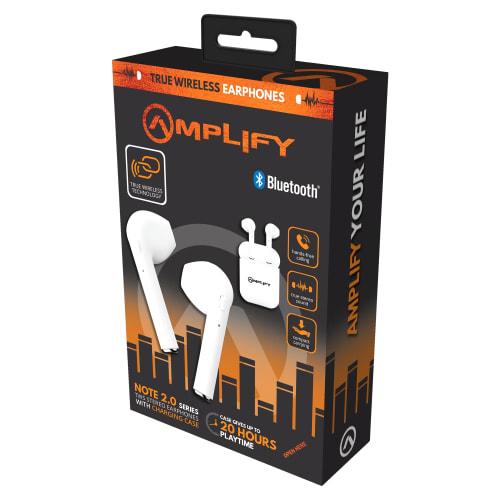 Amplify Note 2.0 Series True Wireless Earphones