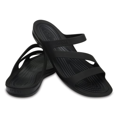 Crocs Swiftwater Sandal Women's(Black)