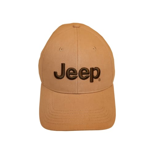 Jeep Basic 3D Cap